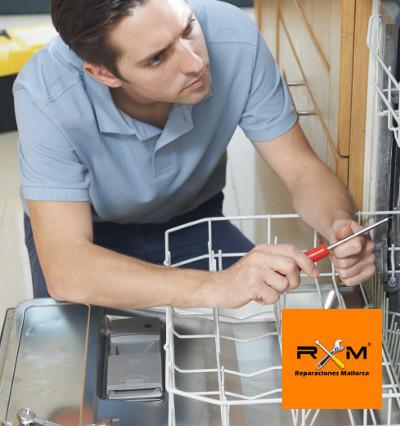 arreglar lavadora mallorca